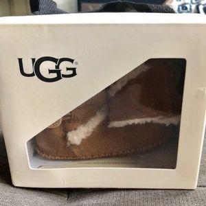 d70715641aa EUC Baby Girl's UGG Lemmy II Boots Chestnut